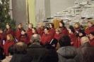 Vánocní koncert - Havírov - záverecnou koledu zpívají vsichni prítomní