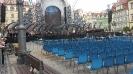 Vratislavia Sacra Wroclaw, koncertní tribuna na námestí