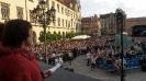 Vratislavia Sacra Wroclaw, diváci na námestí